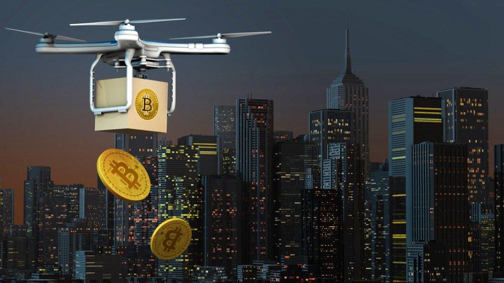 Airdrops cryptomonnaie